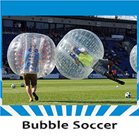 Bubble Soccer Hire in Adelaide