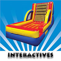 Interactive inflatable hire in Adelaide