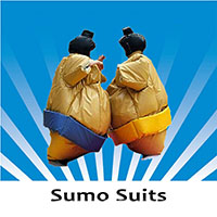 Sumo suit hire in Adelaide